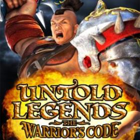 The coverart thumbnail of Untold Legends: The Warrior's Code