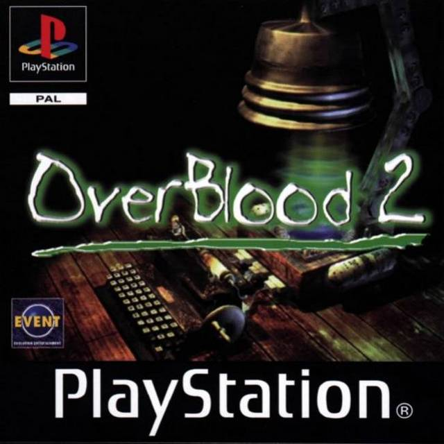 The coverart image of Overblood 2