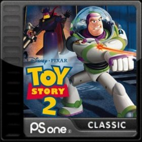 The coverart thumbnail of Disney's Toy Story 2: Buzz Lightyear to the Rescue