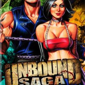 The coverart thumbnail of Unbound Saga