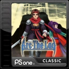 The cover art of the game Arc The Lad.