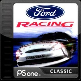 The coverart thumbnail of Ford Racing