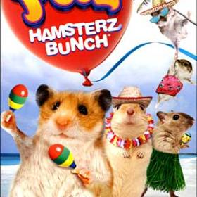 The cover art of the game Petz: Hamsterz Bunch.