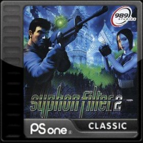 The coverart thumbnail of Syphon Filter 2