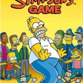 The coverart thumbnail of The Simpsons Game