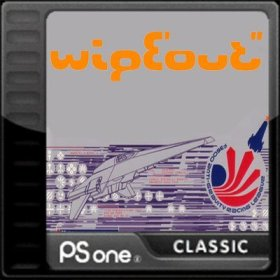 The coverart thumbnail of WipEout
