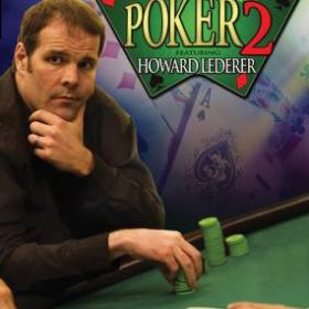 The cover art of the game World Championship Poker 2 featuring Howard Lederer.