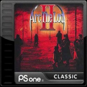 The cover art of the game Arc The Lad II.