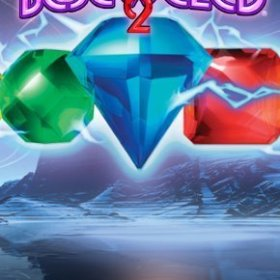 The cover art of the game Bejeweled 2.