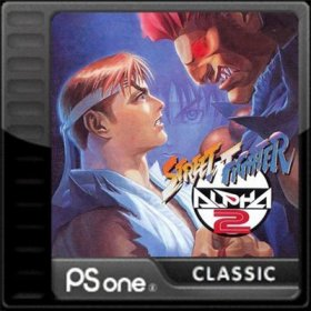 The coverart thumbnail of Street Fighter Alpha 2