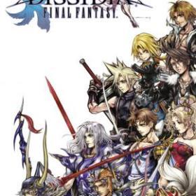 The coverart thumbnail of Dissidia: Final Fantasy