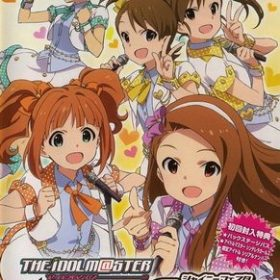 The cover art of the game The Idolm@ster Shiny Festa: Funky Note.