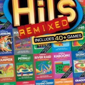 The cover art of the game Activision Hits Remixed.