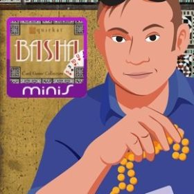 The cover art of the game Basha Card Game Collection.