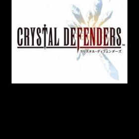 The cover art of the game Crystal Defenders.