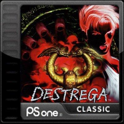 The coverart image of Destrega