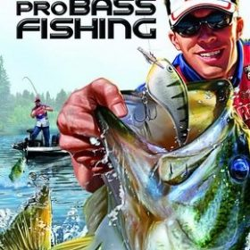 The cover art of the game Rapala Pro Bass Fishing.