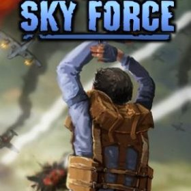 The cover art of the game Sky Force.