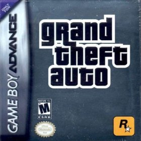The coverart thumbnail of Grand Theft Auto Advance