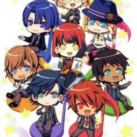 The cover art of the game Uta no Prince-Sama: Music.