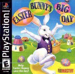 The cover art of the game Easter Bunny's Big Day.