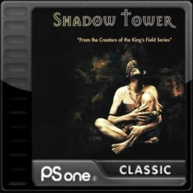 The cover art of the game Shadow Tower.