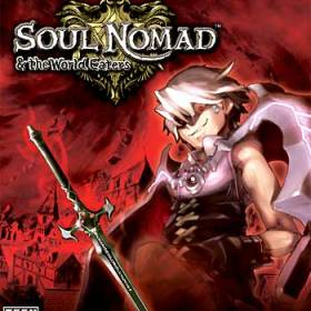 The cover art of the game Soul Nomad & the World Eaters.