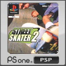 The coverart thumbnail of Street Skater 2