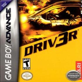 The cover art of the game Driv3r.