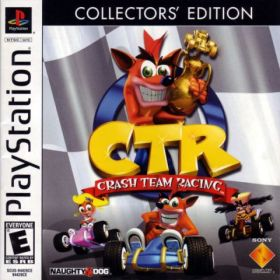 The coverart thumbnail of Crash Team Racing