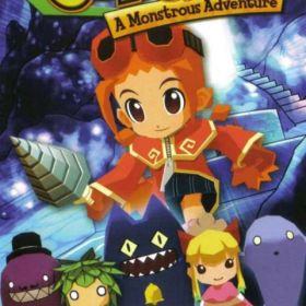 The cover art of the game Gurumin: A Monstrous Adventure.