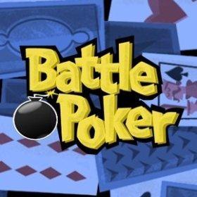 The cover art of the game Battle Poker (v2).