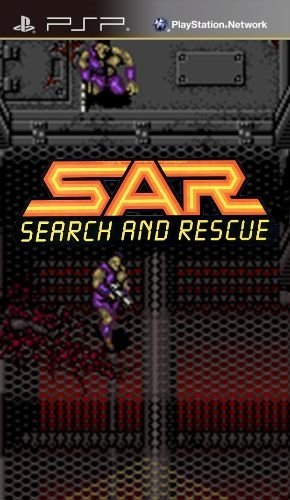 The coverart image of S.A.R. - Search And Rescue