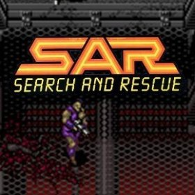 The cover art of the game S.A.R. - Search And Rescue.