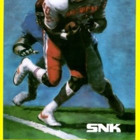 The cover art of the game Touchdown Fever.
