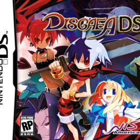 The cover art of the game Disgaea DS (UNDUB).
