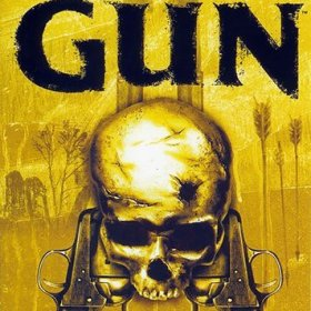 The cover art of the game GUN.