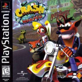 The coverart thumbnail of Crash Bandicoot 3: Warped