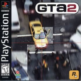 The coverart thumbnail of Grand Theft Auto 2