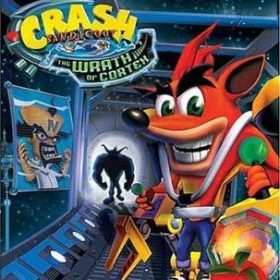 The coverart thumbnail of Crash Bandicoot: The Wrath of Cortex