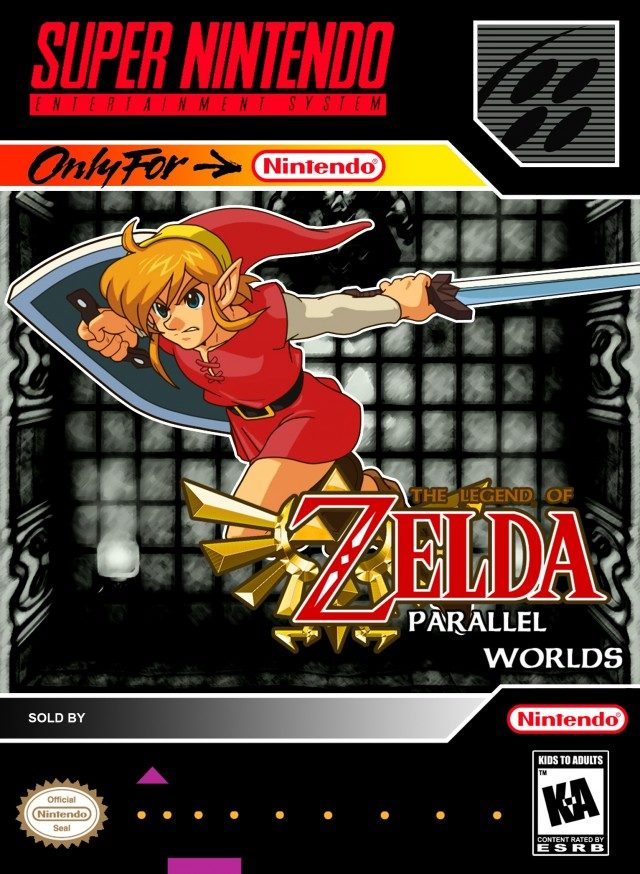 The Legend of Zelda Parallel Worlds