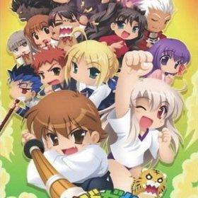 The cover art of the game Tobidase! Trouble Hanafuda Douchuuki.