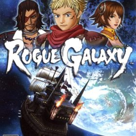 The cover art of the game Rogue Galaxy (UNDUB).