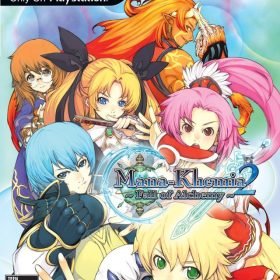 The coverart thumbnail of Mana Khemia 2: Fall of Alchemy