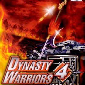 The cover art of the game Dynasty Warriors 4.
