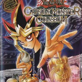 The coverart thumbnail of Yu-Gi-Oh! Capsule Monster Coliseum