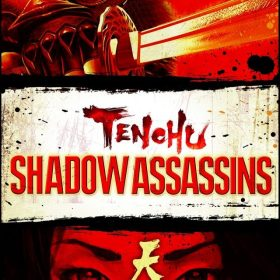 The cover art of the game Tenchu: Shadow Assassins.