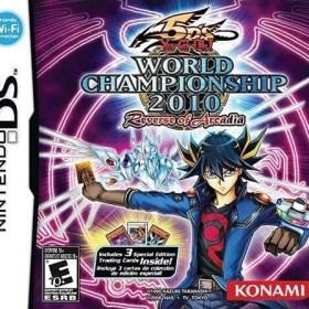The coverart thumbnail of Yu-Gi-Oh! 5D's World Championship 2010: Reverse of Arcadia