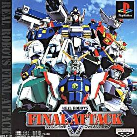The cover art of the game Real Robots - Final Attack.