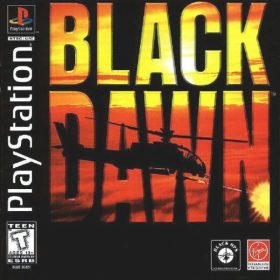 The cover art of the game Black Dawn.